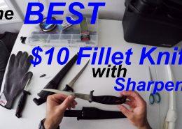Rapala Deluxe Falcon Fillet Knife