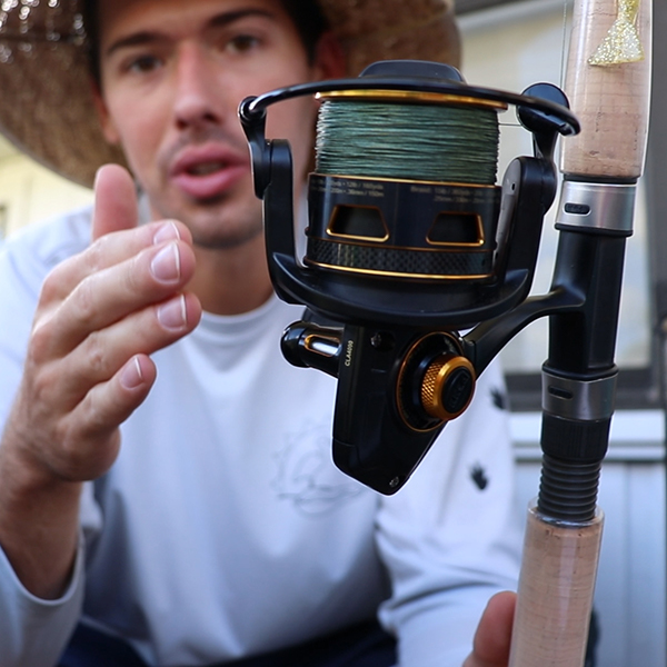 Best universal rod and reel setup for $250