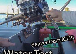 Beaver Dam Longtail Mud Motor Kit Test Run