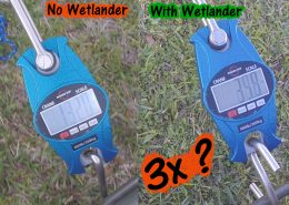 Wetlander Slick Bottom Coating