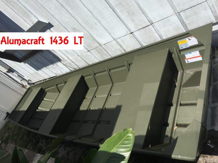 Alumacraft 1436 jon boat