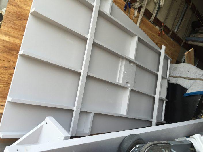 Jon Boat Light Weight Removable Deck