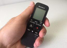 Sony Digital voice recorder