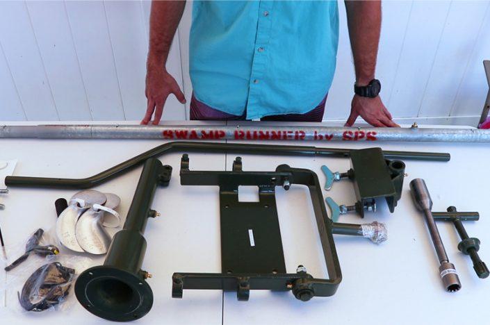 Medium Swamp Runner Kit Unboxing