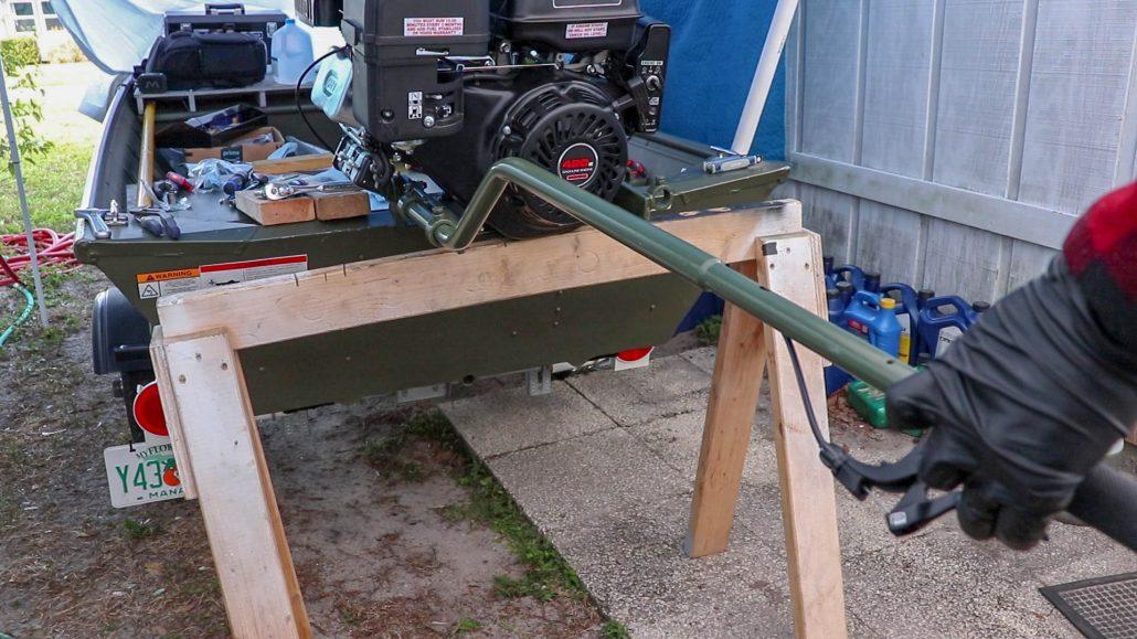 Swamp Runner Mud Motors Medium Kit Assembly | JTgatoring