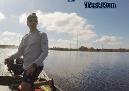Swamp Runner Longtail Mud Motor Kit Test Run