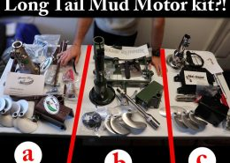 best long-tail mud motor kit