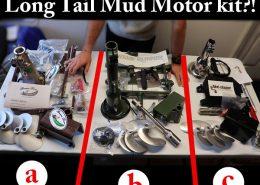 best long-tail mud motor kit